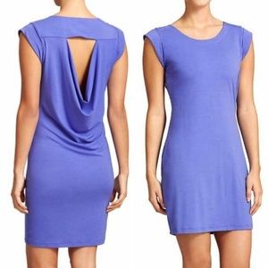 {Athleta} Charisma Scoop Back Mini Dress Sz Small